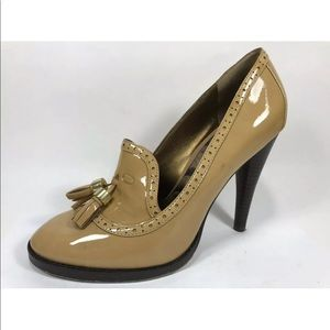 Sam Edelman Truman Patent Leather Pumps 7M